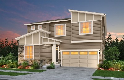 Kirkland Single Family Home For Sale: 12934 136th Ct NE #44
