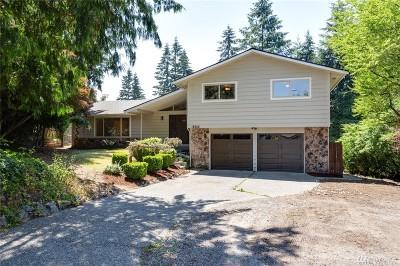 Everett Single Family Home For Sale: 12922 49th Dr SE