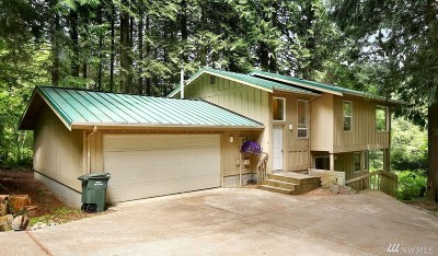 Bellingham WA Single Family Home For Sale: $299,000