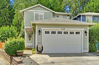 Marysville Single Family Home For Sale: 6318 80th St NE