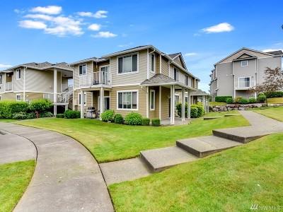 Auburn WA Condo/Townhouse For Sale: $209,950