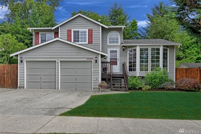 Monroe Single Family Home For Sale: 17460 Mountain View Rd SE