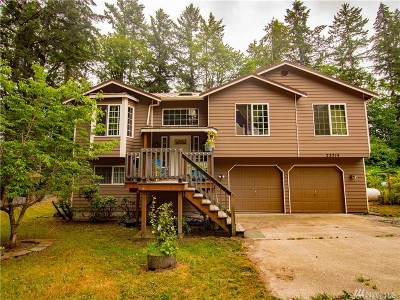 Orting Single Family Home For Sale: 22514 134th St Ct E