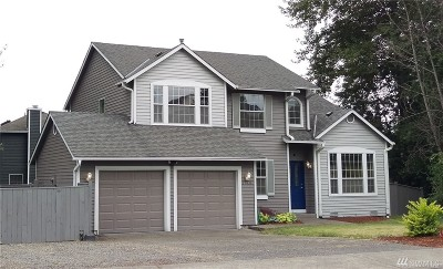 Kent WA Single Family Home For Sale: $469,900