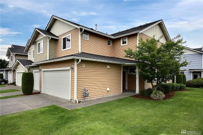 Auburn WA Condo/Townhouse For Sale: $329,999