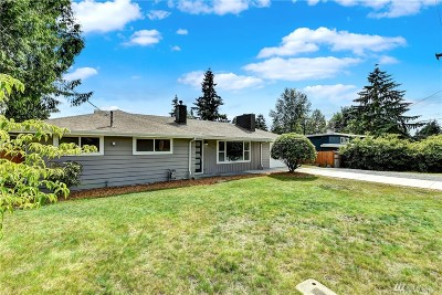 Bothell Single Family Home For Sale: 314 216th St SW