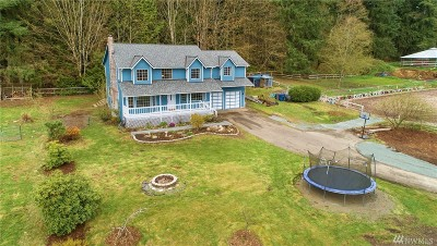 Snohomish Single Family Home For Sale: 8716 188th St SE