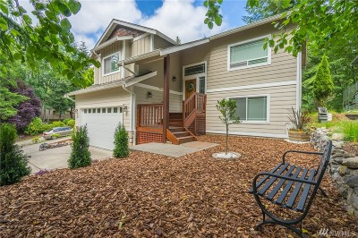 Bellingham Single Family Home For Sale: 18 Fairway Lane