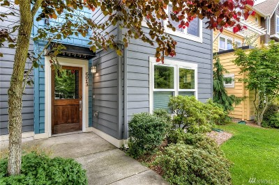 Seattle Single Family Home For Sale: 6013 Lanham Place SW