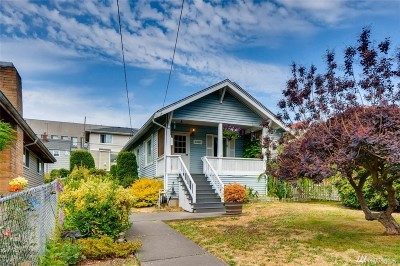 Seattle Single Family Home For Sale: 5559 16th Ave S