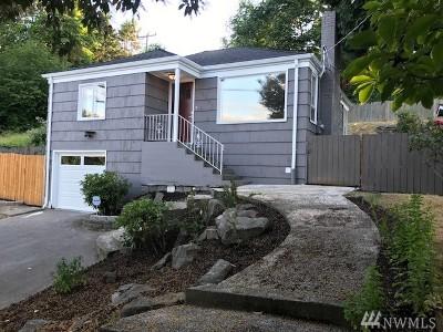 Seattle Single Family Home For Sale: 11045 Roseberg Ave S