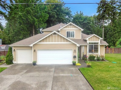 Auburn Single Family Home For Sale: 11408 SE 326th Place