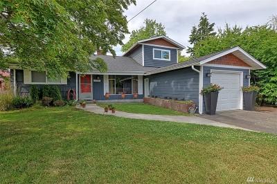 Shoreline Single Family Home For Sale: 142 NE 194th St