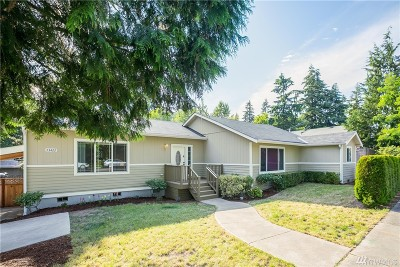 Edmonds Single Family Home For Sale: 23422 76th Ave W