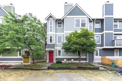 Seattle Single Family Home For Sale: 2507 SW Cloverdale St