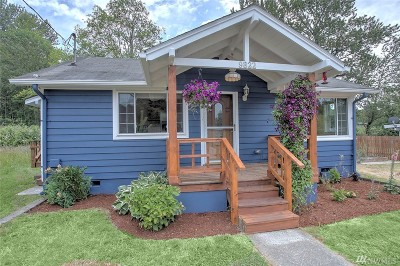 Seattle Single Family Home For Sale: 9822 28th Ave SW
