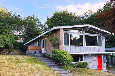 Seattle Single Family Home For Sale: 5339 S Ruggles St