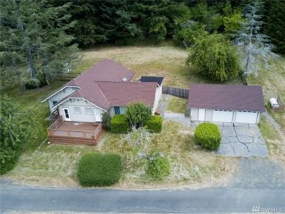 Tenino Single Family Home For Sale: 7332 Churchill Rd SE