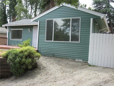 Burien Single Family Home For Sale: 12841 4th Ave S