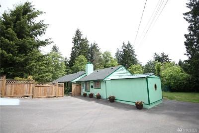 Shoreline Single Family Home For Sale: 16538 25th Ave NE