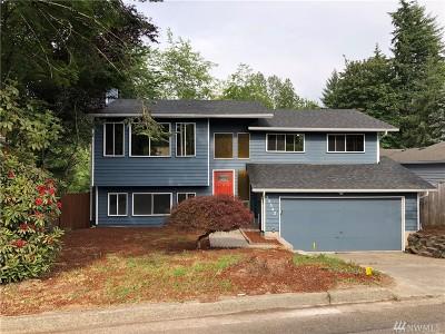 Covington Single Family Home For Sale: 25342 170th Place SE