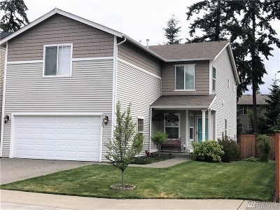 King County Single Family Home For Sale: 29736 216th Place SE