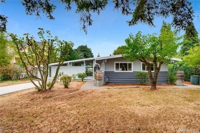 Tukwila Single Family Home For Sale: 14770 59th Ave S