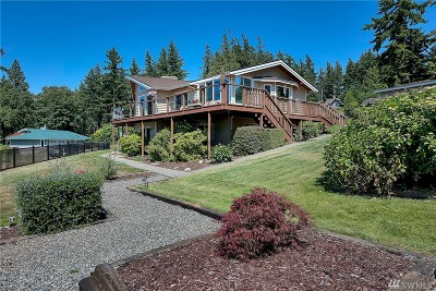 Blaine Single Family Home Sold: 5883 Normar Place