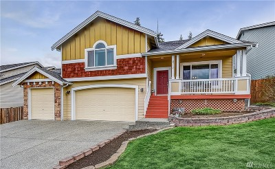 Marysville Single Family Home For Sale: 8217 32nd Place NE