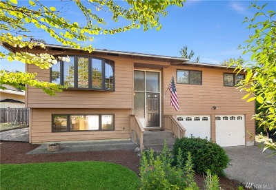 Redmond Single Family Home For Sale: 7619 142nd Ave NE