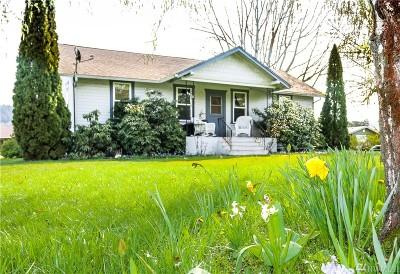 Sumner Single Family Home For Sale: 8523 Riverside Dr E
