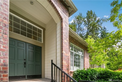 Bellevue Single Family Home For Sale: 6422 165th Place SE