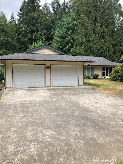 Thurston County Single Family Home For Sale: 3434 81st Ave SW