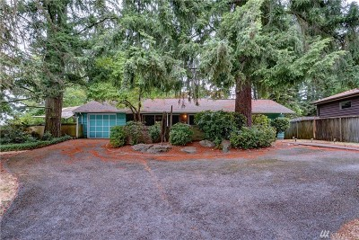 Bellevue Single Family Home For Sale: 15630 Lake Hills Blvd