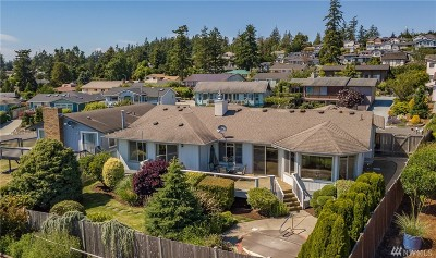 Anacortes WA Single Family Home Sold: $545,000