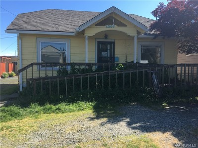 La Conner, Anacortes Single Family Home For Sale: 1207 12th St
