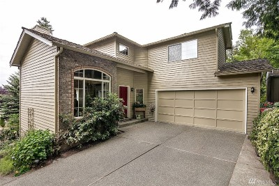 Bellevue Single Family Home For Sale: 16429 SE 39th Place