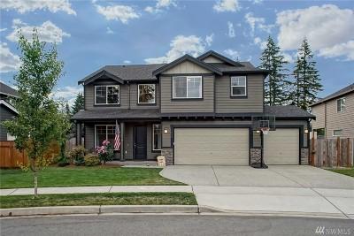 Marysville Single Family Home For Sale: 11943 47th Ave NE