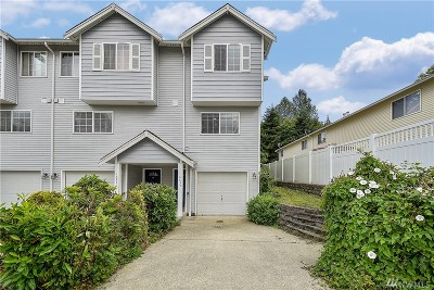 Monroe Single Family Home For Sale: 16833 165th Ave SE