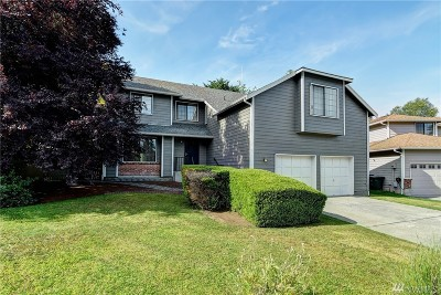 Edmonds Single Family Home Contingent: 15512 53rd Place W