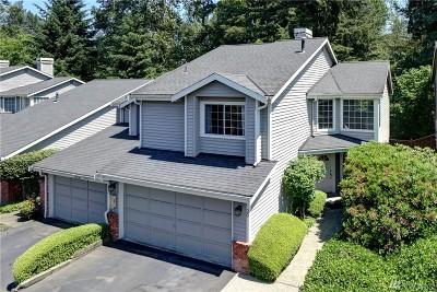 Bellevue Condo/Townhouse For Sale: 14781 NE 3rd St #20