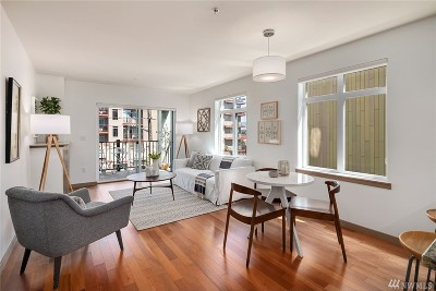 Condo/Townhouse Sold: 5615 24th Ave NW #33
