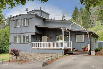 Duvall Single Family Home Contingent: 28523 NE 147th Place