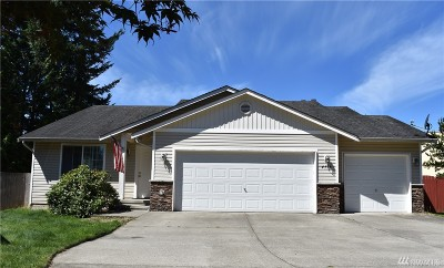 Marysville Single Family Home For Sale: 4718 97th Place NE