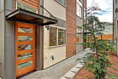 Seattle Single Family Home For Sale: 6520 34th Ave NE #B