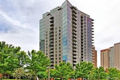 Bellevue Condo/Townhouse For Sale: 10610 NE 9th Place #1407