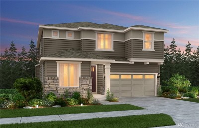 Kirkland Single Family Home For Sale: 13615 NE 129th Dr #4