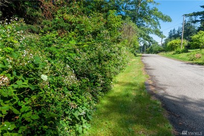 Lummi Island Residential Lots & Land For Sale: 1 Island View Lane
