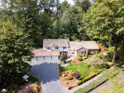 Bellevue Single Family Home For Sale: 14108 30th Place NE