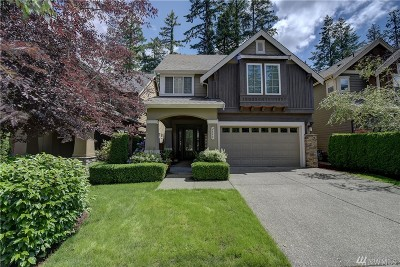 Sammamish Single Family Home For Sale: 2888 258th Place SE